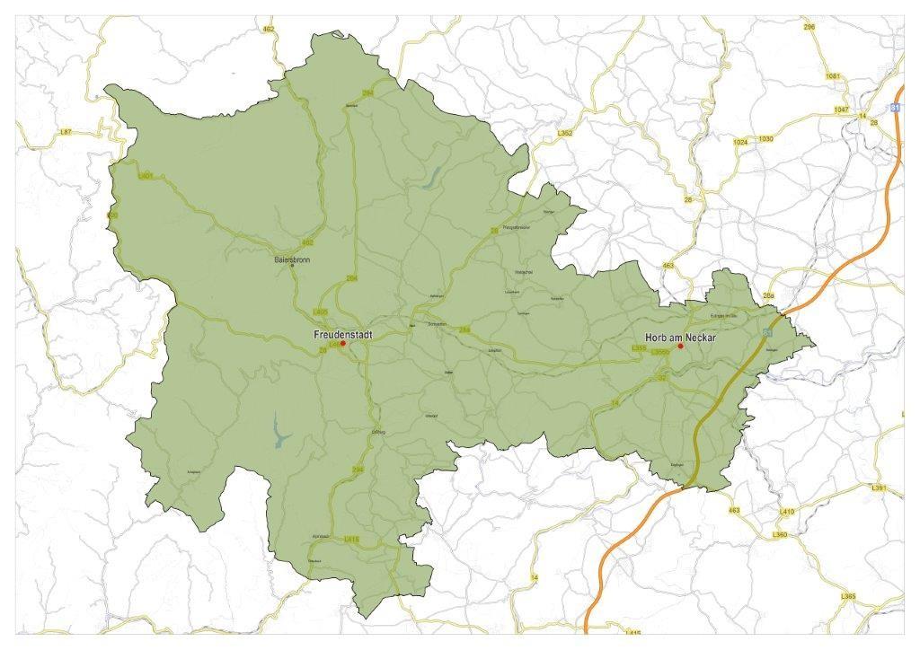 24 Stunden Pflege durch polnische Pflegekräfte in Freudenstadt